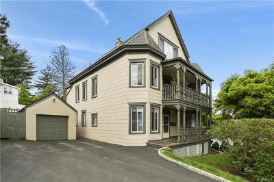 Sleepy Hollow Multi Family 2-4 For Sale: 4 Benedict Avenue