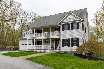 Lagrangeville Single Family Home For Sale: 74 Bowe Lane