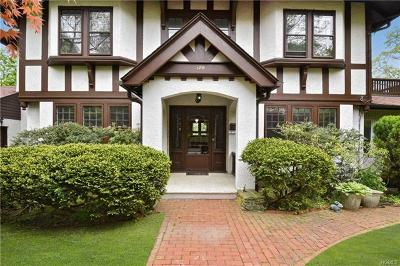 Scarsdale Single Family Home For Sale: 120 Edgemont Road