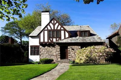 Mount Vernon Single Family Home For Sale: 77 Parkway East
