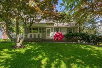 Rockland County Single Family Home For Sale: 17 Ludvigh Road
