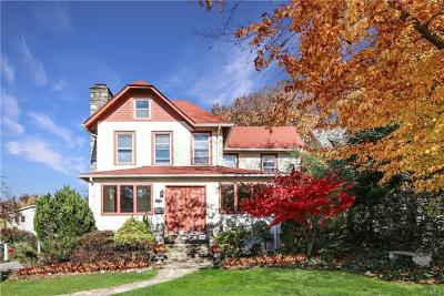 Scarsdale Single Family Home For Sale: 113 Brambach Road