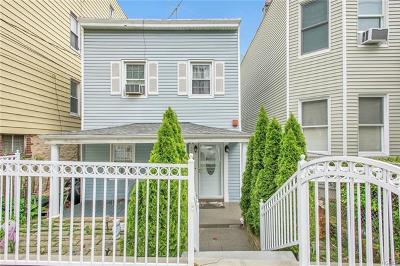 Yonkers Single Family Home For Sale: 54 Alder Street