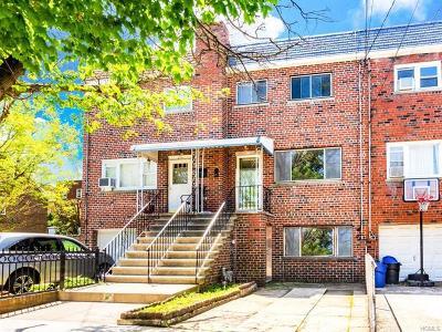 Bronx Single Family Home For Sale: 2943 Kingsland Avenue