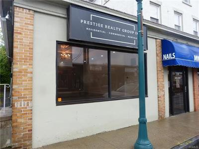 Nanuet Commercial For Sale: 156 Main Street