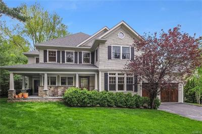 Scarsdale Single Family Home For Sale: 100 Carthage Road