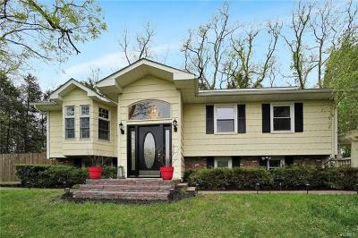 Montgomery Single Family Home For Sale: 1207 State Route 17k
