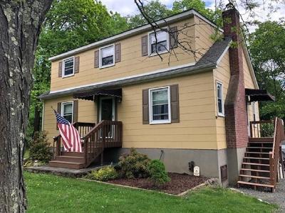 Pine Bush Single Family Home For Sale: 106 Brimstone Hill Road