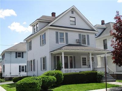 Port Jervis Single Family Home For Sale: 35 Ferguson Avenue