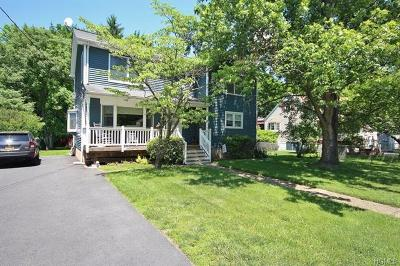 Rockland County Single Family Home For Sale: 19 Brewster Avenue