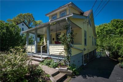 Nyack Single Family Home For Sale: 12 West Broadway