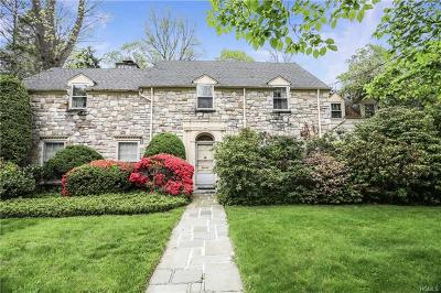 Scarsdale Single Family Home For Sale: 7 Olmsted Road