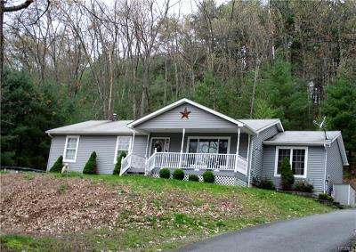 Single Family Home For Sale: 5 Hawk Mountain Drive