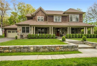 Larchmont Single Family Home For Sale: 8 Stoneyside Drive