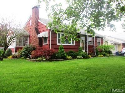 Port Jervis Single Family Home For Sale: 108 Kingston Avenue