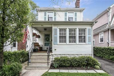 Rye Single Family Home For Sale: 4 York Avenue