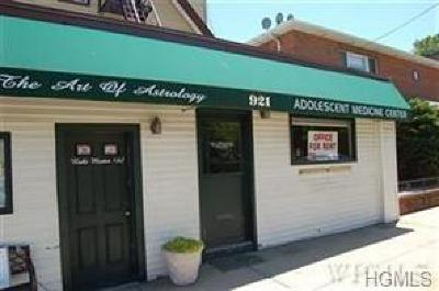 Mamaroneck Commercial For Sale: 921 West Boston Post Road