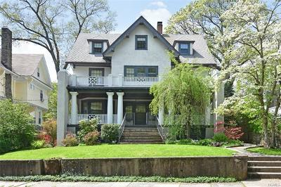 Single Family Home For Sale: 53 Rockland Avenue
