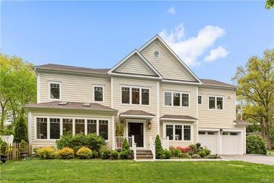 Scarsdale Single Family Home For Sale: 19 Continental Road