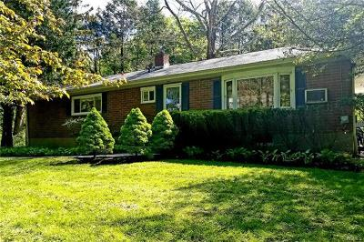 Single Family Home For Sale: 63 Demarest Mill Road