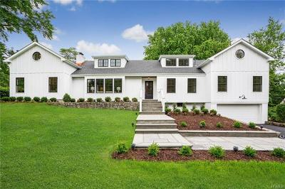 Larchmont Single Family Home For Sale: 10 Mohegan Road
