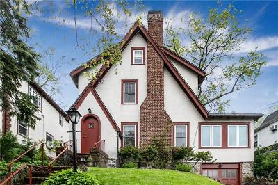 Mamaroneck Single Family Home For Sale: 218 Lawrence Avenue