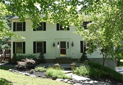 Rhinebeck Single Family Home For Sale: 1 Eagle Road