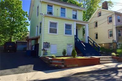 Nyack Multi Family 2-4 For Sale: 99 Jackson Avenue