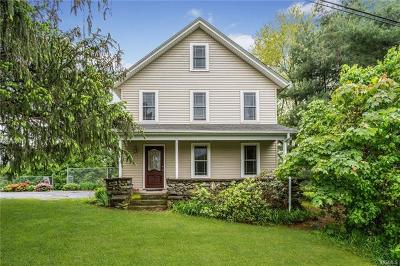 Westtown Single Family Home For Sale: 1465 County Route 1