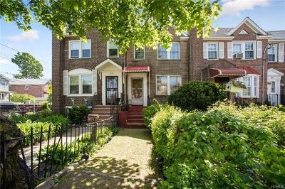 Single Family Home For Sale: 280 West 234th Street