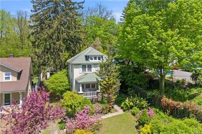 Chappaqua Single Family Home For Sale: 57 Bischoff Avenue