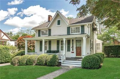 Pleasantville Single Family Home For Sale: 322 Bedford Road