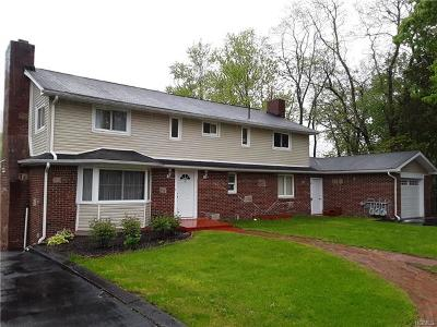 Greenwood Lake Multi Family 2-4 For Sale: 17 Shore Drive
