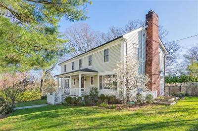 Connecticut Single Family Home For Sale: 3 Bote Road
