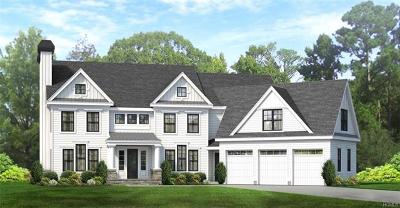 Armonk Single Family Home For Sale: 1 Hunter Drive