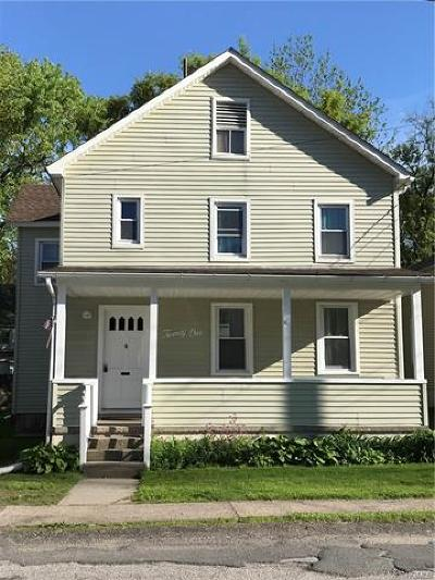 Port Jervis Single Family Home For Sale: 21 North Maple Avenue