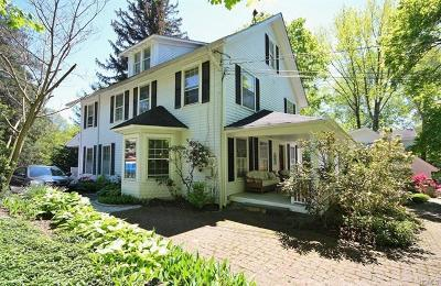 Ossining Single Family Home For Sale: 68 Croton Dam Road
