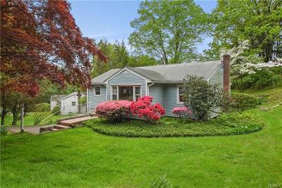 Croton-On-Hudson Single Family Home For Sale: 6 Stevenson Place