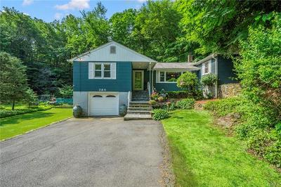 Pleasantville NY Single Family Home For Sale: $649,000