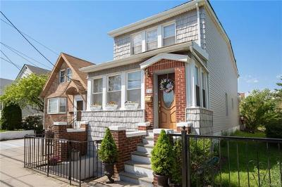 Bronx Single Family Home For Sale: 735 Logan Avenue