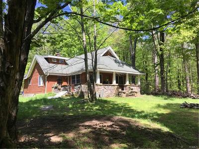 Single Family Home For Sale: 76 Plank Road