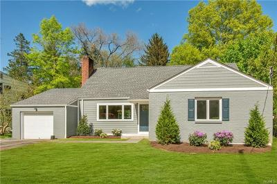 Scarsdale Single Family Home For Sale: 7 Tintern Lane