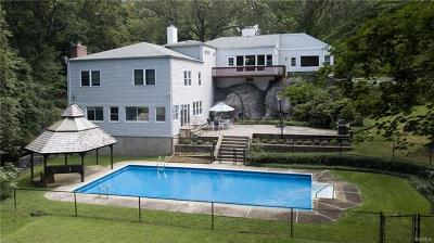 Dobbs Ferry Single Family Home For Sale: 93 North Mountain Drive