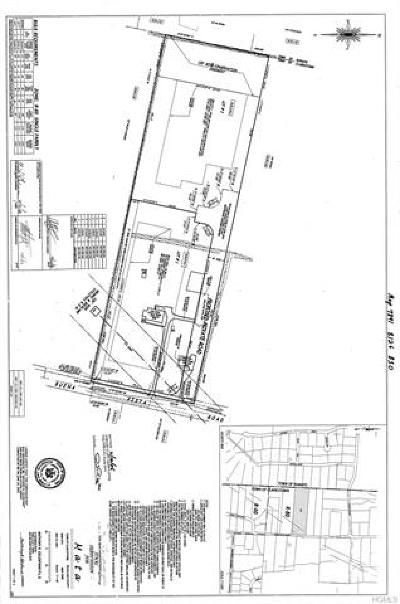 New City Residential Lots & Land For Sale: 297 Buena Vista Road