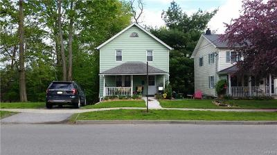 Fishkill Single Family Home For Sale: 44 Broad Street