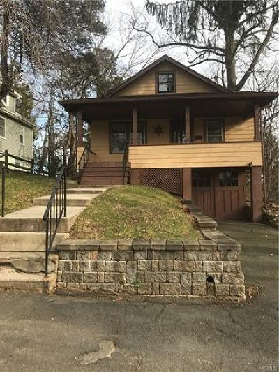 Tappan Single Family Home For Sale: 21 Summit Avenue