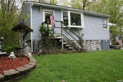 Wurtsboro Single Family Home For Sale: 7 Elm Road South