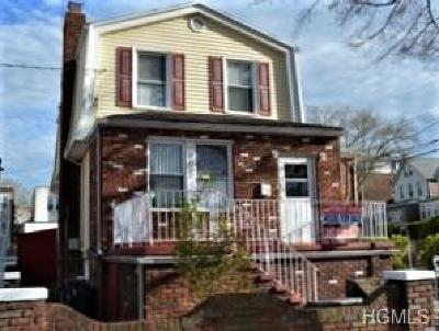 Bronx Single Family Home For Sale: 2902 Waterbury Avenue