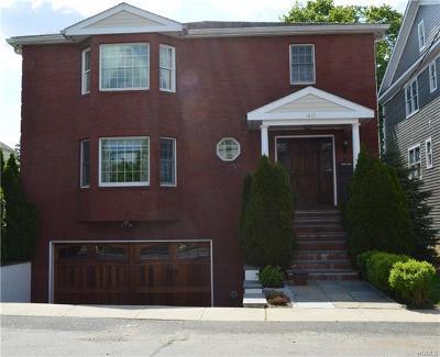 Harrison Rental For Rent: 40 Ellsworth Avenue #Front