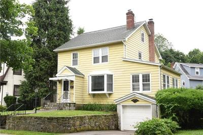 Croton-On-Hudson Single Family Home For Sale: 19 Truesdale Drive